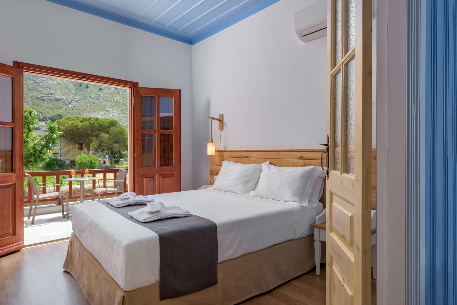 asymi residences symi greece deluxe suite 1