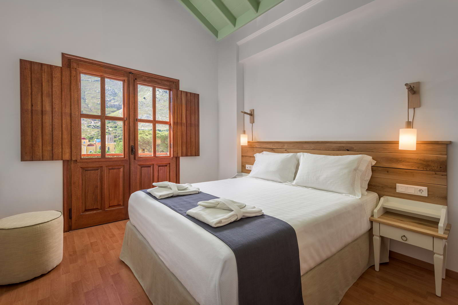 asymi residences symi greece family suite 1